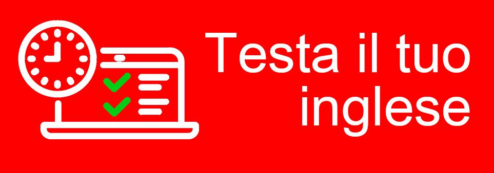 Test Inglese Bologna